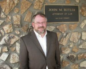 John M. Butler # 6274